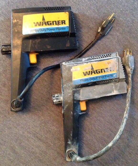 wagner heavy duty power painter manual