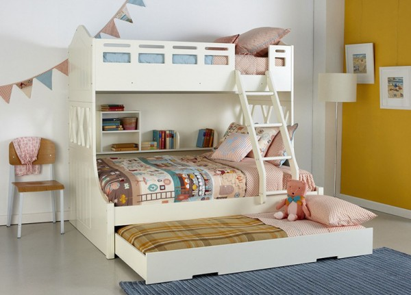 octavia bunk bed instructions