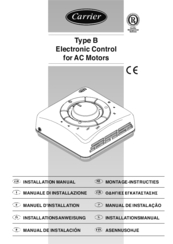 carrier xpower remote control manual