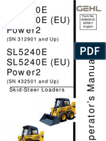 mustang skid steer 2054 service manual